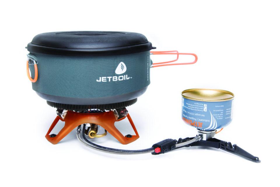 Jetboil Helios, souprava na vaření 2l