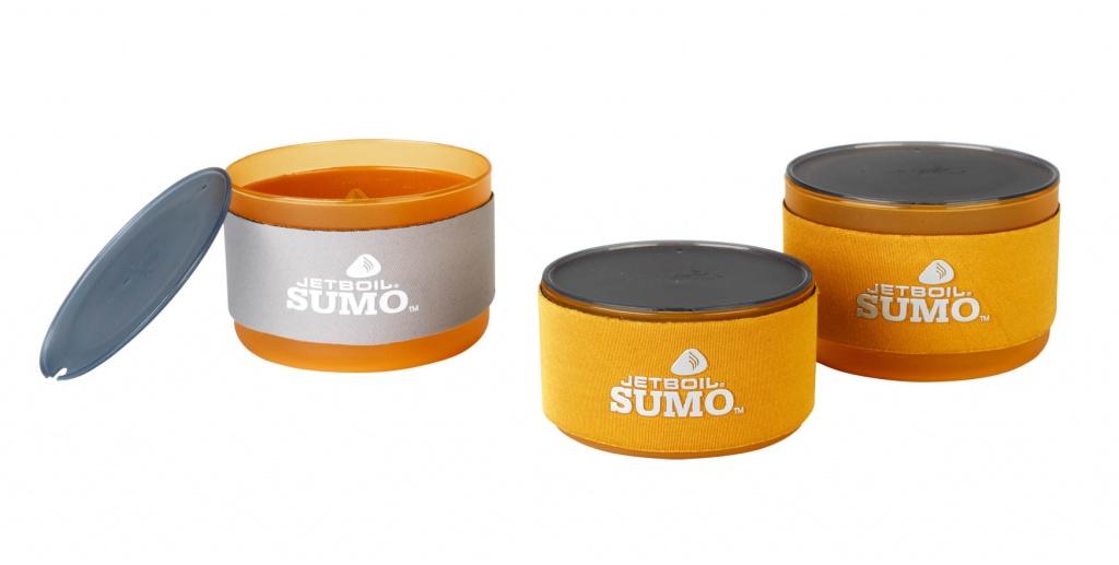 Sumo Companion Bowls, sada 3 misek