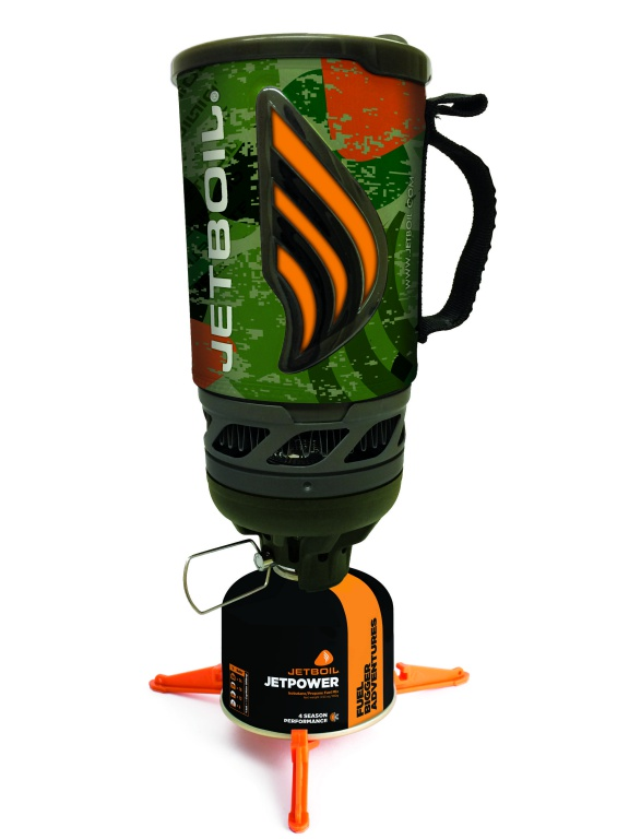 Jetboil Flash, Jetcam