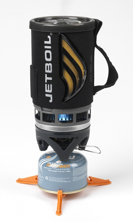 Jetboil Flash, Carbon