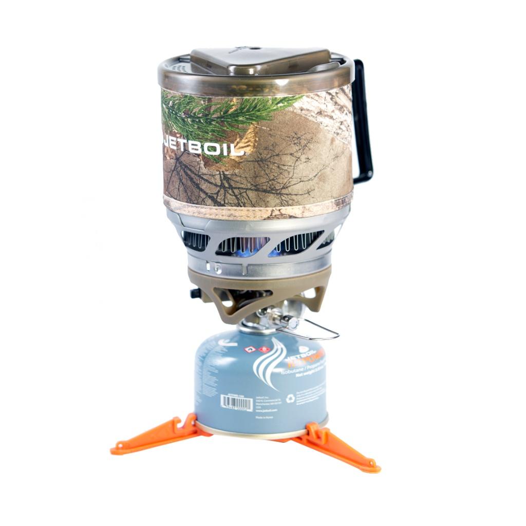 Jetboil MiniMo, outdoorový vařič 1 litr, RealTree camo