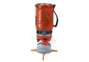 Jetboil Flash, Tomato